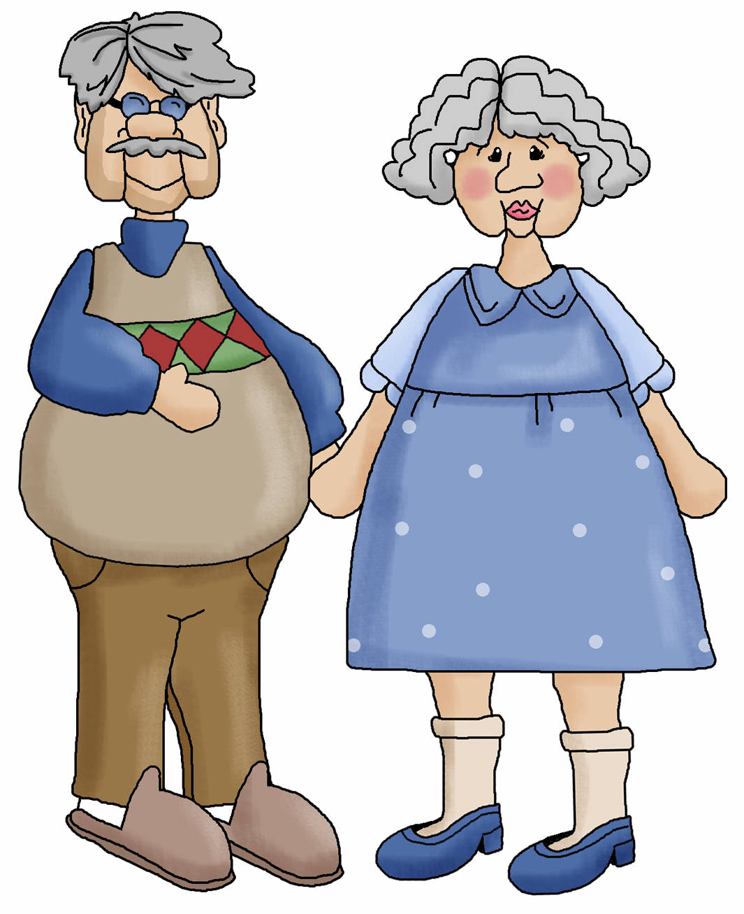 Warm Grandparenting Greetings To The Sandwich Generation For
