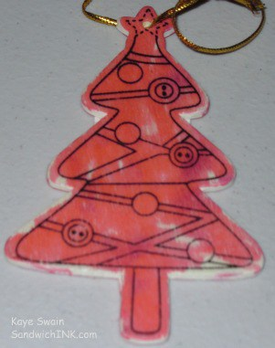 Coloring Wooden Christmas Tree Ornaments Are Fun Activities For Grandparents And Grandchildren Of All Ages As
