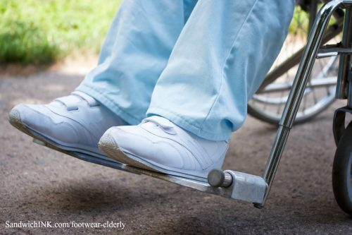Need Footwear Elderly Parents Like