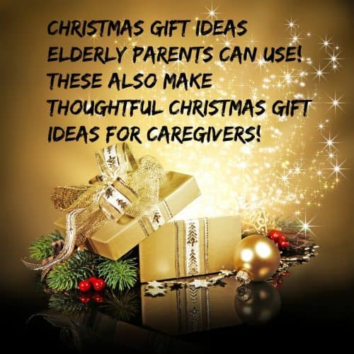 Old People Christmas Gifts: Tips For Keeping Elderly Safe At Home